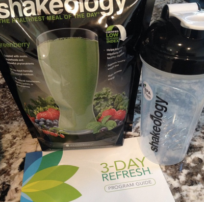 3-Day Refresh + no coffee for three days. Success!