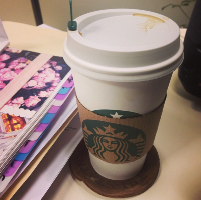 Welcomed back coffee to my life and wasn't even able to finish one grande. Cleanse success!