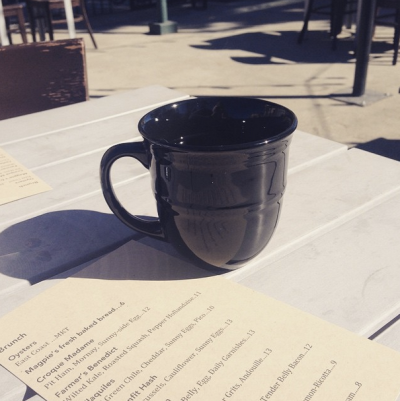 Spring has officially sprung, which means many brunches on patios are in my immediate future.