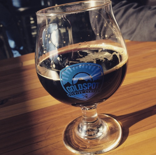 #HappyHour #ImperialStout #Denver #Brewery