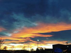 longer days + sunsets