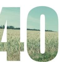 40 by 40
